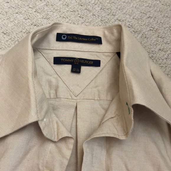 Men Tommy Hilfiger dress shirt